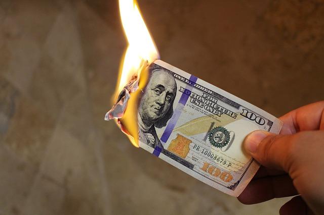soldi fuoco